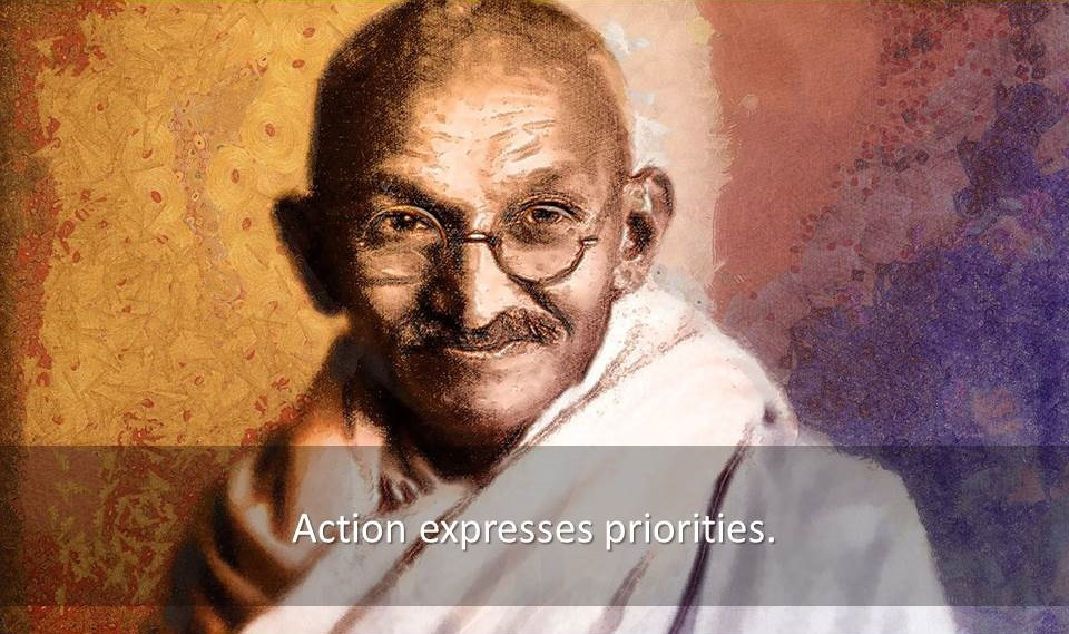 Gandhi Quotes, Gandhi Quotations, Quotes by Gandhi