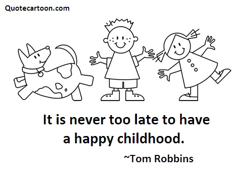 Read more Childhood Quotes
