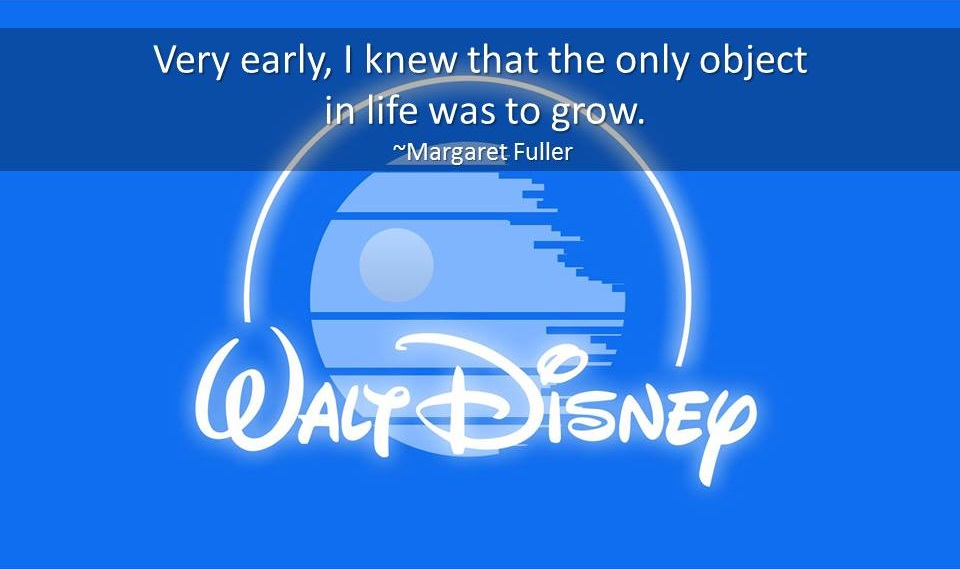 Walt Disney Famous Quote